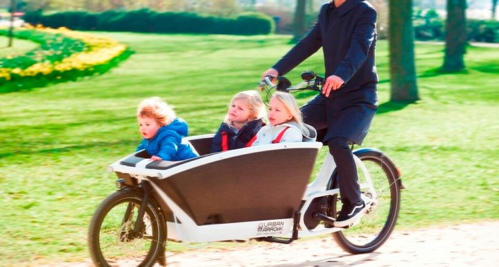 CONNECT Family Bike