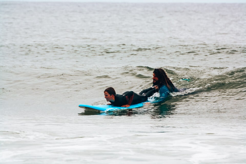 i love surf and sup sylt